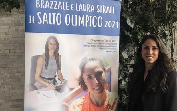Laura Strati alla presentazione di Milano