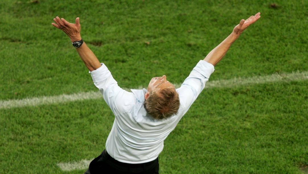 Jurgen Klinsmann. Getty