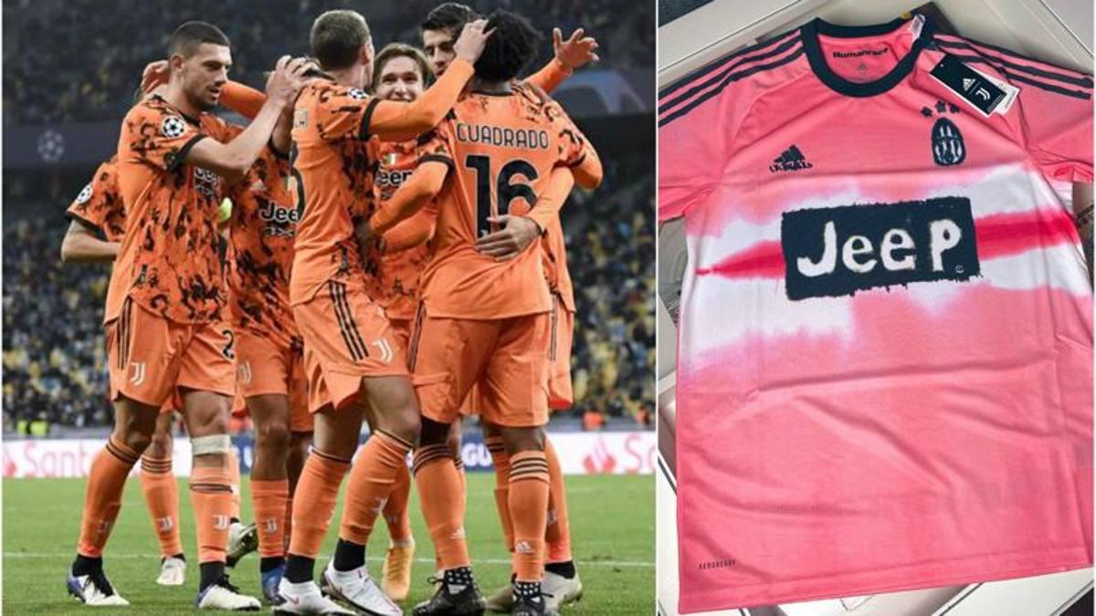 dopo l arancione torna il rosa ecco la maglia disegnata da pharrell williams football addict football addict