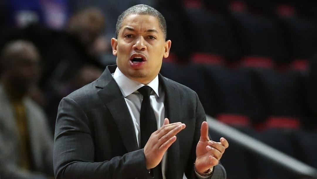 Tyronn Lue, 43 anni, nuovo coach dei Clippers. Ap