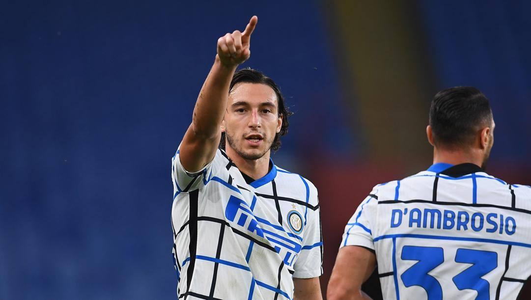 Darmian e D'Ambrosio, entrambi 7 in pagella. Getty Images