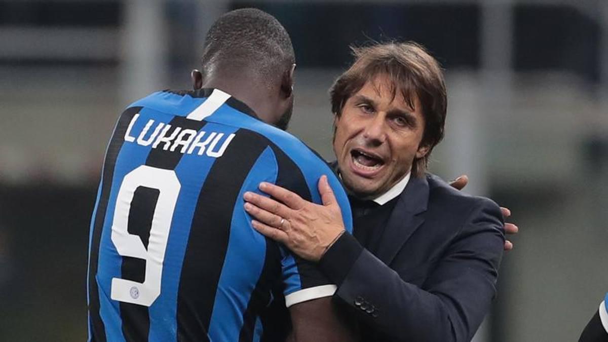 """I meriti di Conte che voleva Lukaku e Ranieri re dei """"vecchietti"""" senza età - La Gazzetta dello Sport"""