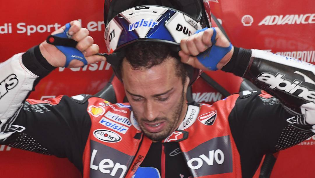 Andrea Dovizioso, 34 anni. Getty Images