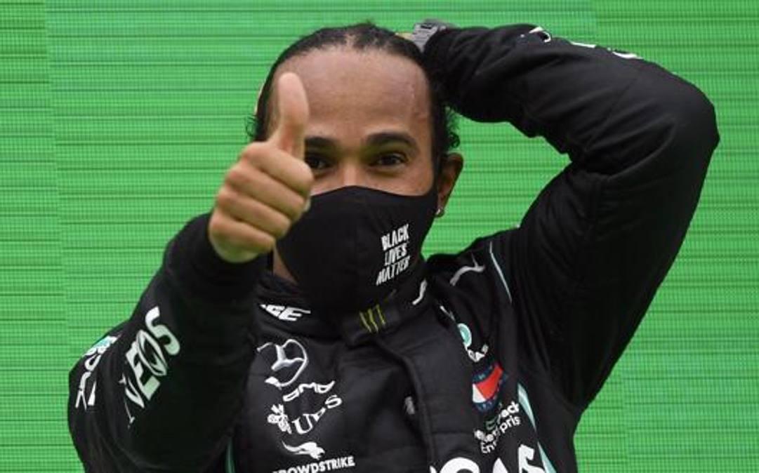 Lewis Hamilton, 35 anni Ap