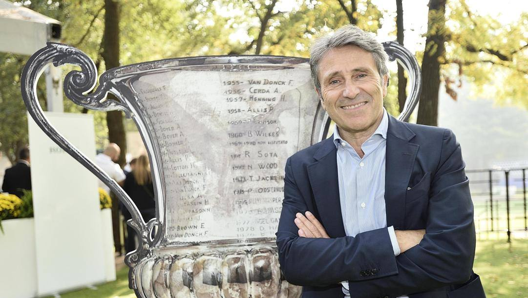 Gian Paolo Montali, 60 anni. Ansa
