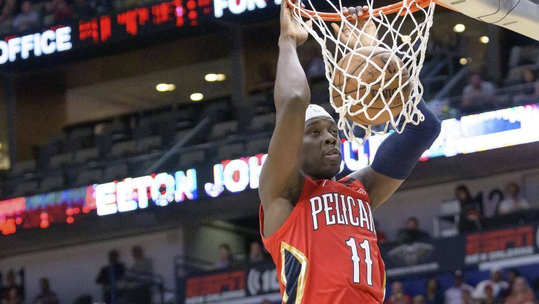 Jrue Holiday, 30 anni, è ai Pelicans dal 2013. LaPresse