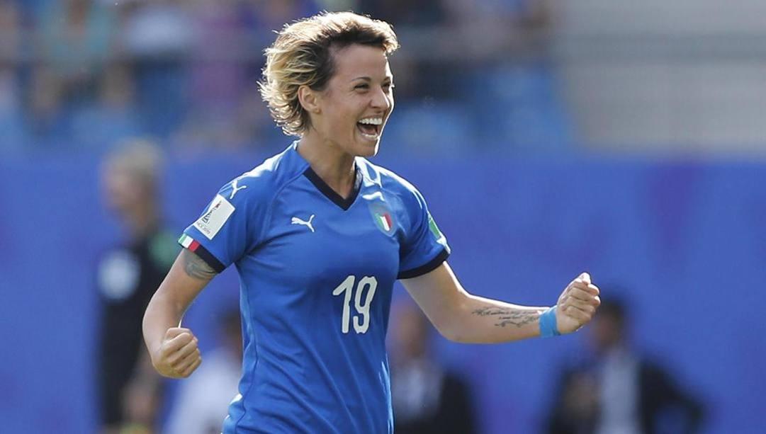 Valentina Giacinti. Epa