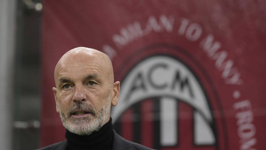 Stefano Pioli, 55 anni, LaPresse