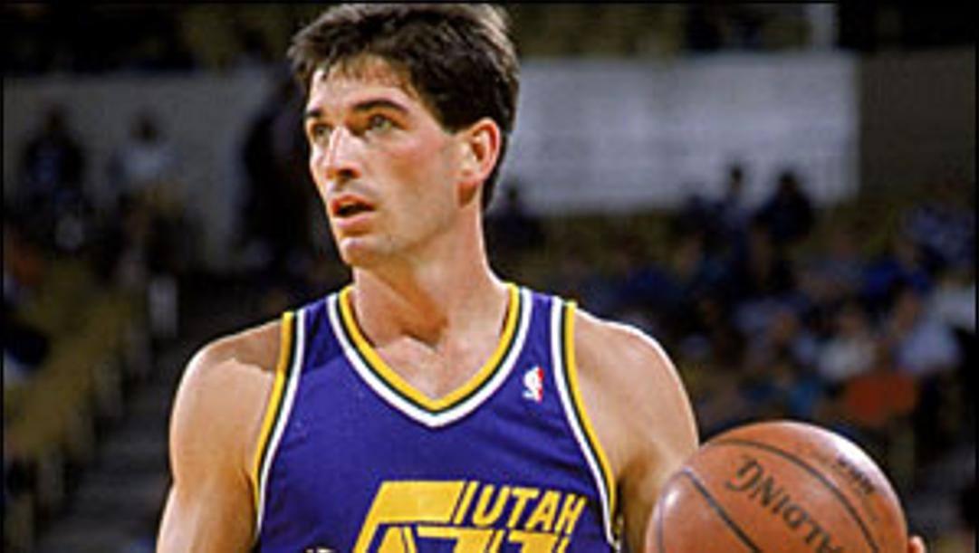 John Stockton, oggi 58 anni, è stato per 19 stagioni il simbolo degli Utah Jazz