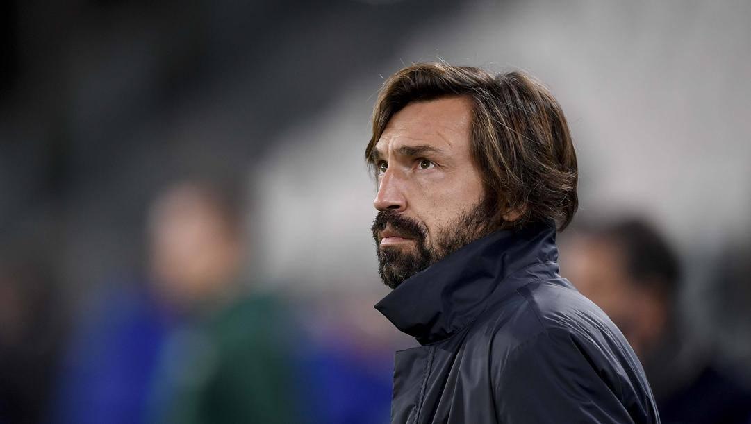 Andrea Pirlo, 41 anni, prima stagione da allenatore. Getty