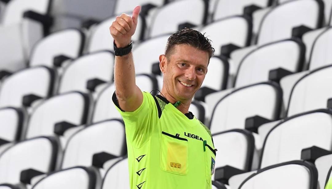 Gianluca Rocchi, 47 anni. Ansa