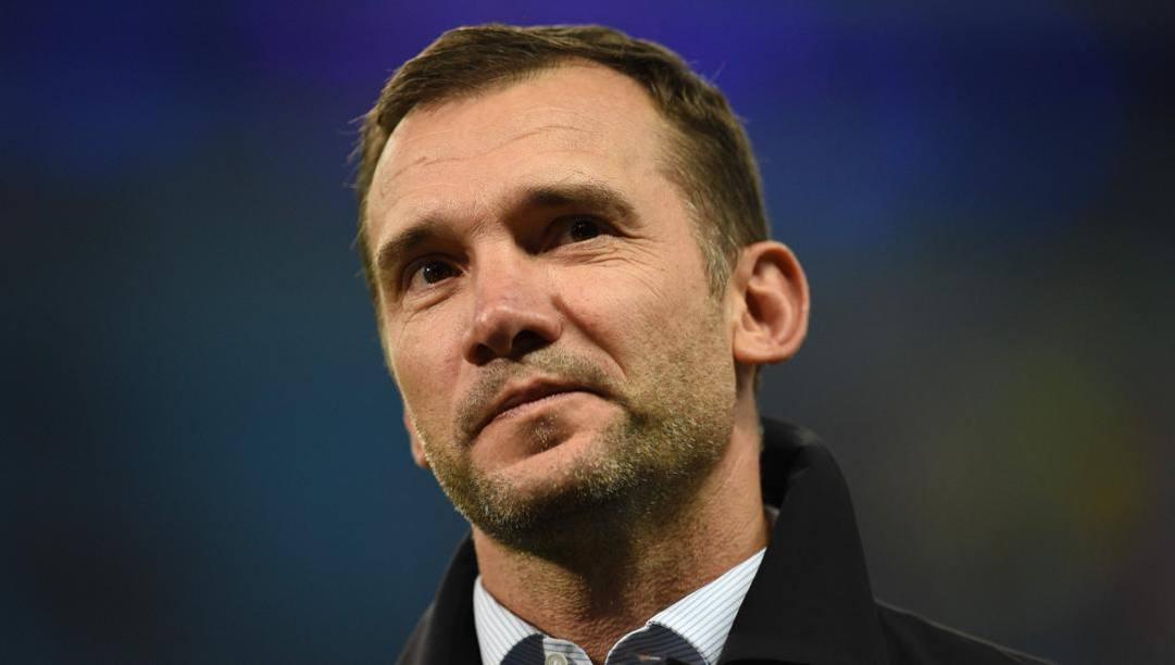 Andriy Shevchenko, 44 anni. Afp