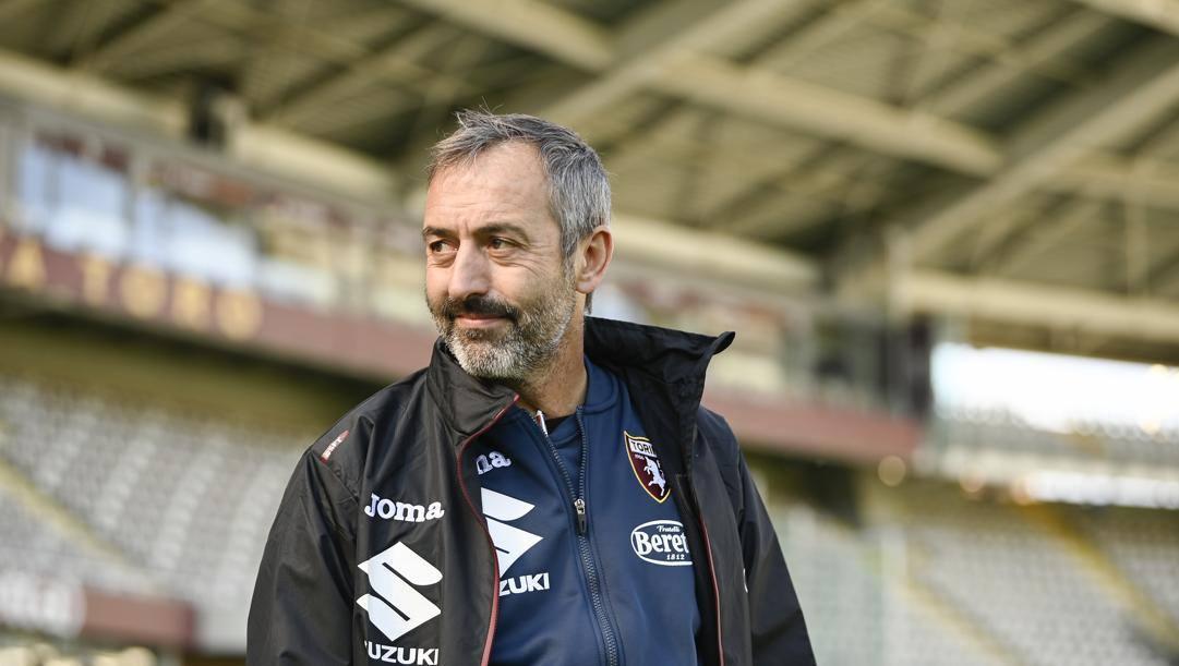 Marco Giampaolo. Lapresse