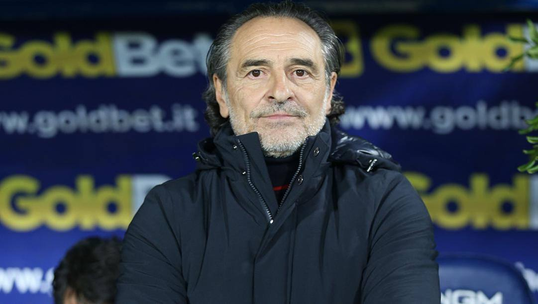 Cesare Prandelli. Getty