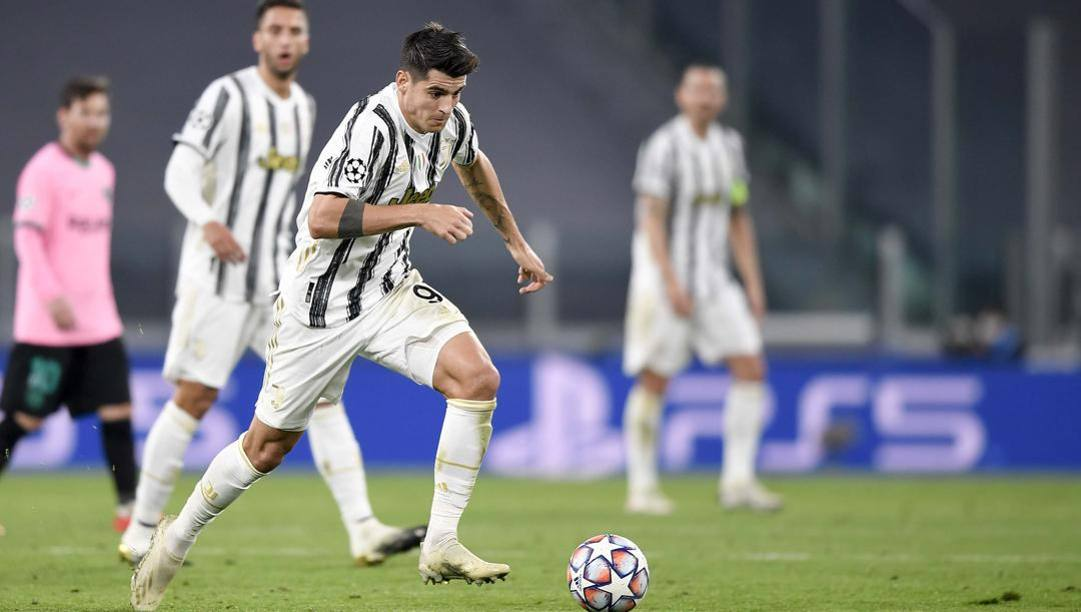 Alvaro Morata, 28 anni. Getty Images