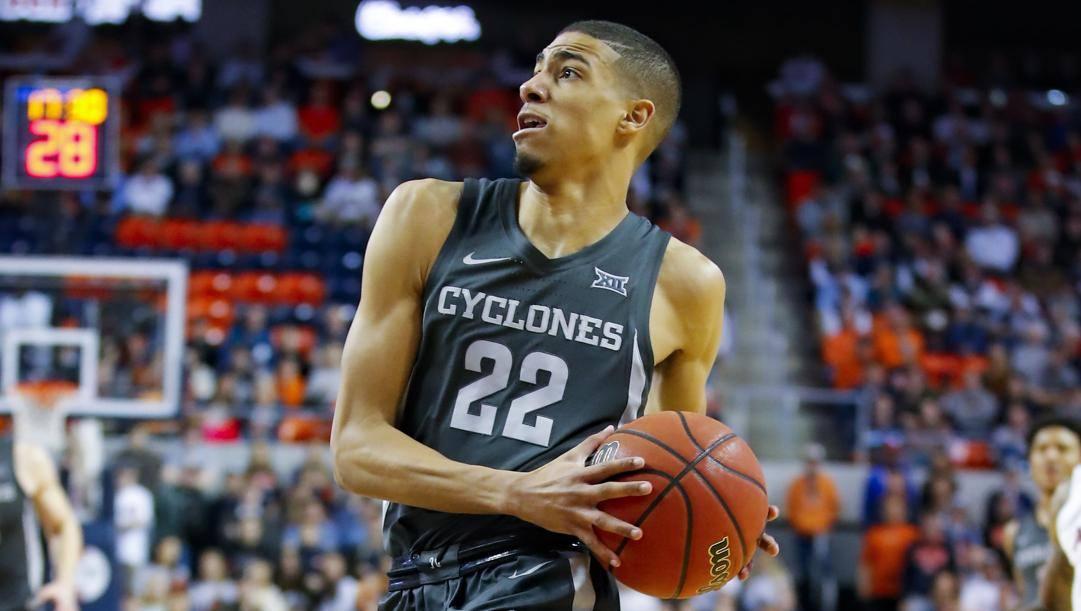 Tyrese Haliburton, 20 anni, lascerà Iowa State dopo due stagioni. Afp