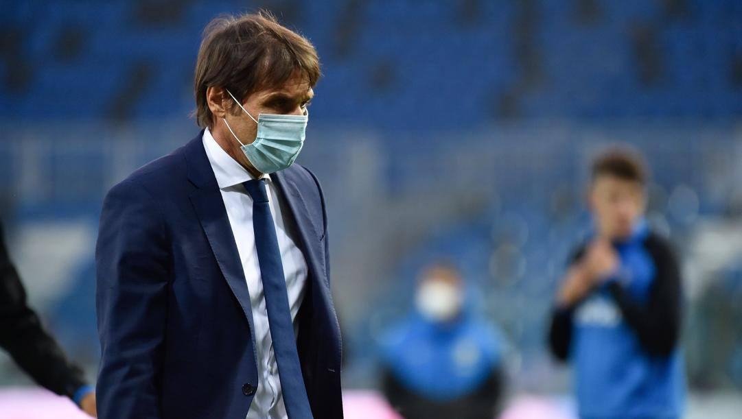 Antonio Conte, 51 anni. LaPresse