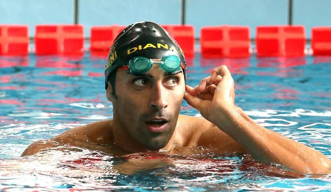 Filippo Magnini, 38 anni. Ansa