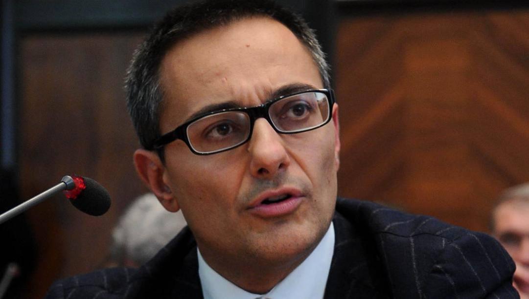 Il procuratore Giuseppe Chinè, 52 anni. Imagoeconomica