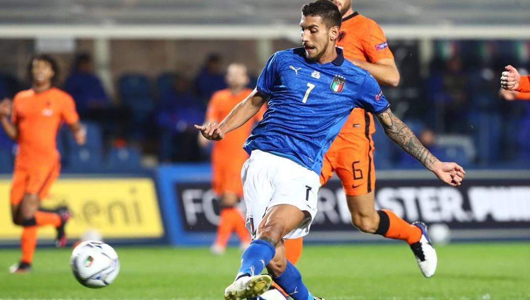 Lorenzo Pellegrini, 24 anni. Getty