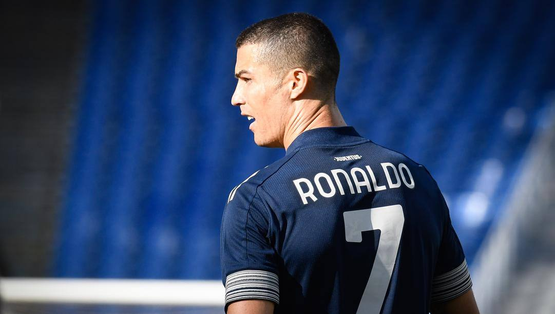 Cristiano Ronaldo. Italy Photo Press