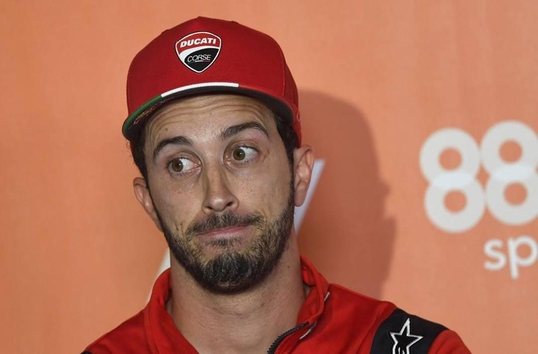 Andrea Dovizioso, 34 anni, Getty