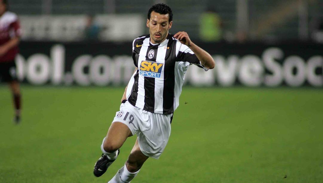 Gianluca Zambrotta ai tempi della Juventus. LaPresse