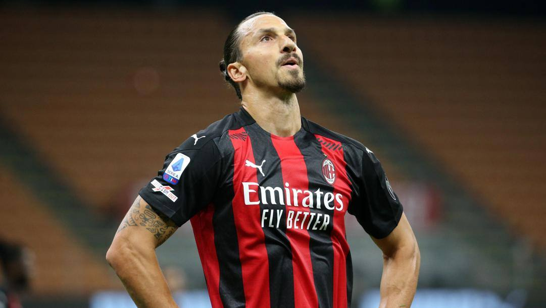 Zlatan Ibrahimovic, 39 anni: la sosta gli farà bene. Ansa