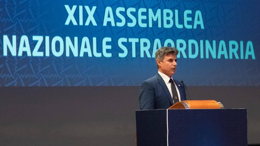 Angelo Cito, rieletto presidente Fita per il secondo mandato consecutivo