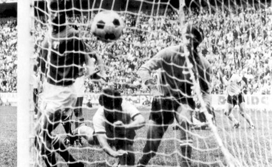 Il  3-3 in Italia-Germania di Messico 70: Müller tra Albertosi e Rivera