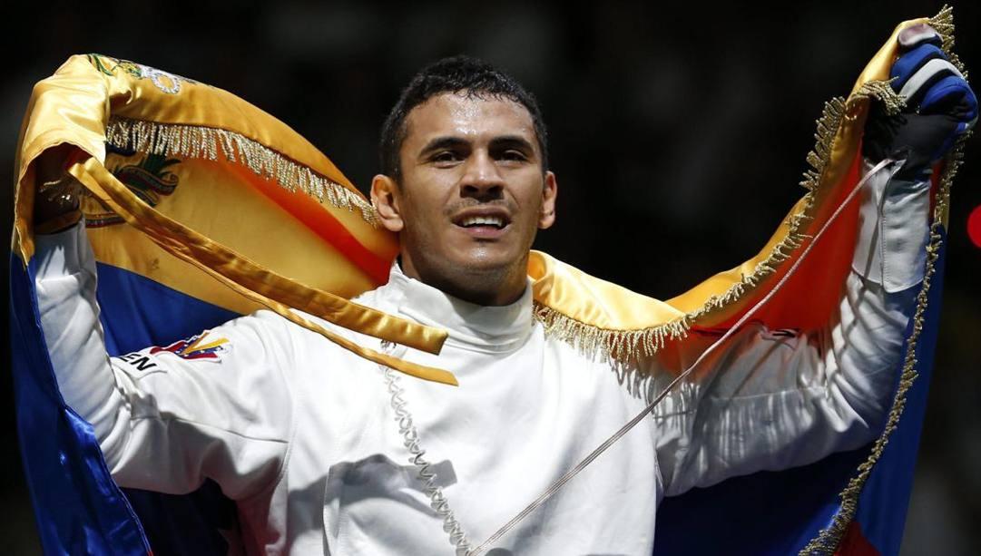 Ruben Dario Limardo. Epa