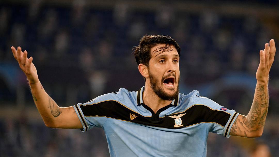 Luis Alberto, 28 anni, attaccante spagnolo della Lazio. Getty