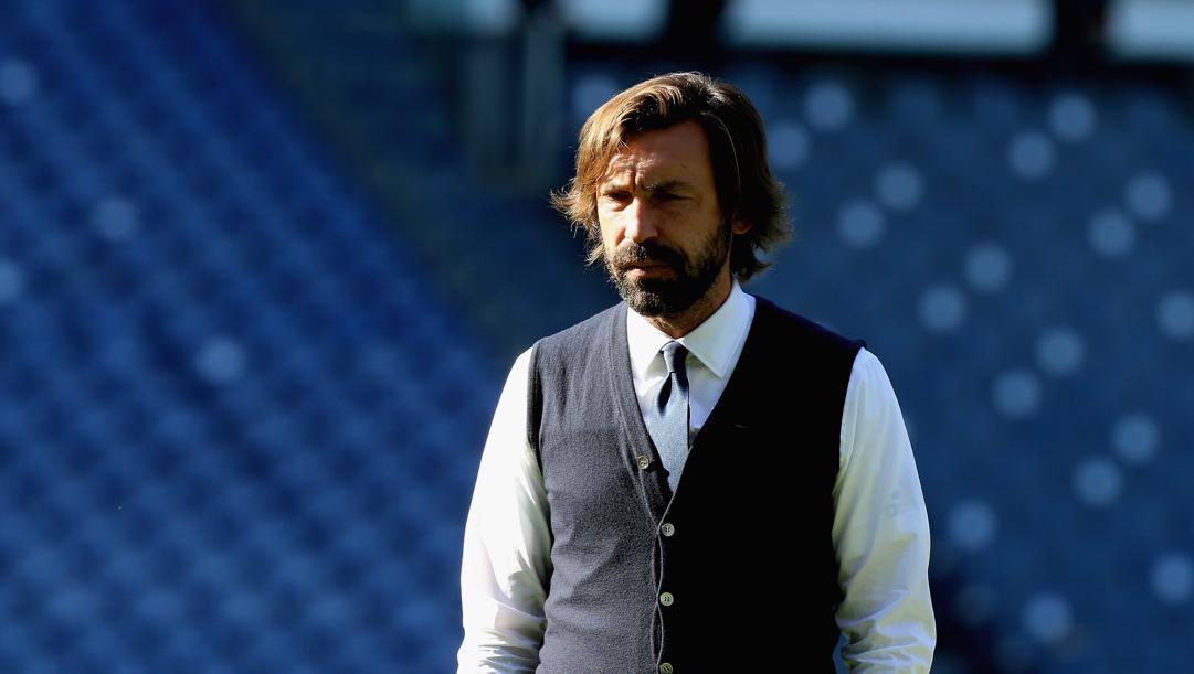 Andrea Pirlo. Getty
