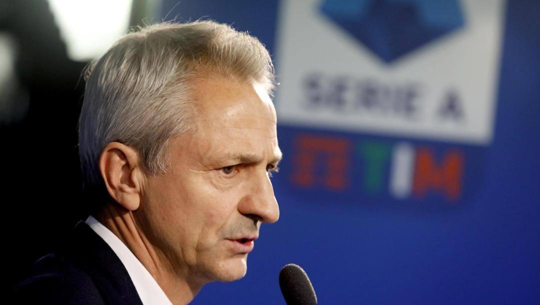 Paolo Dal Pino. Ansa