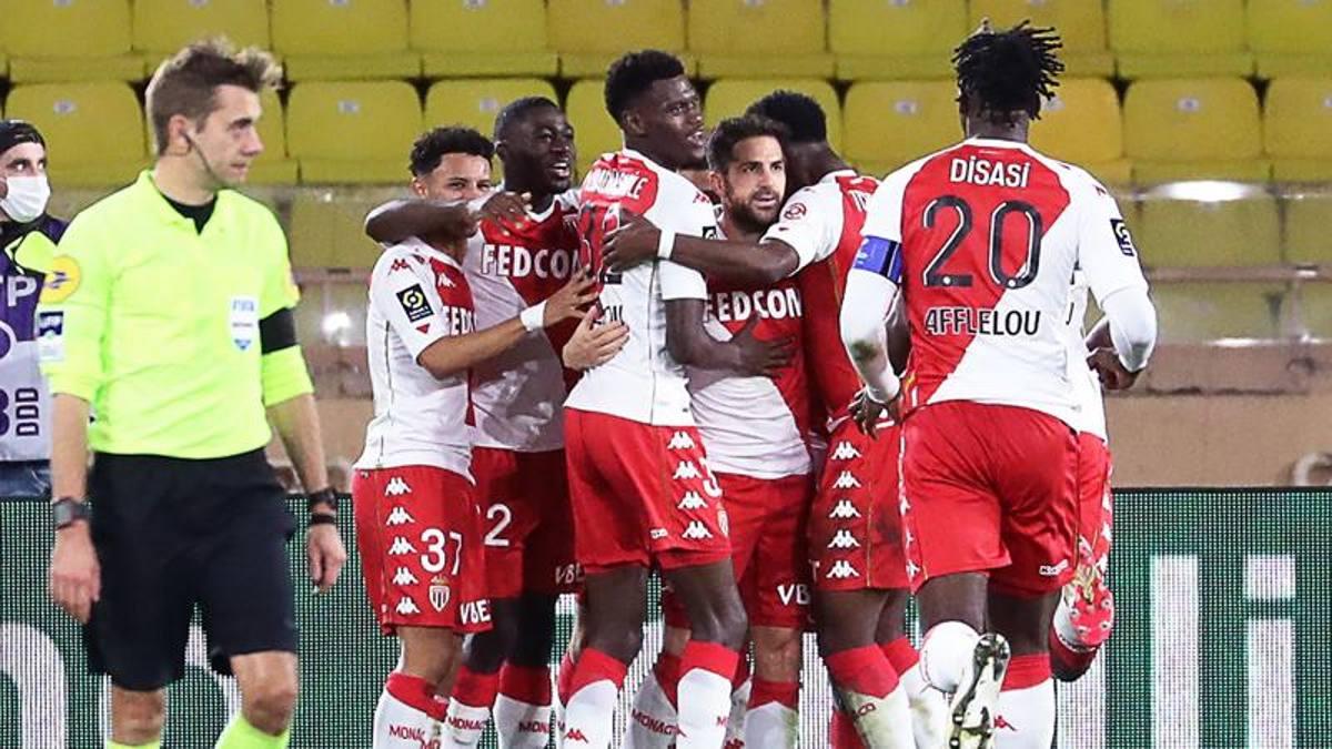 Ligue 1, il Monaco ribalta il Psg: da 0-2 a 3-2, decide ...