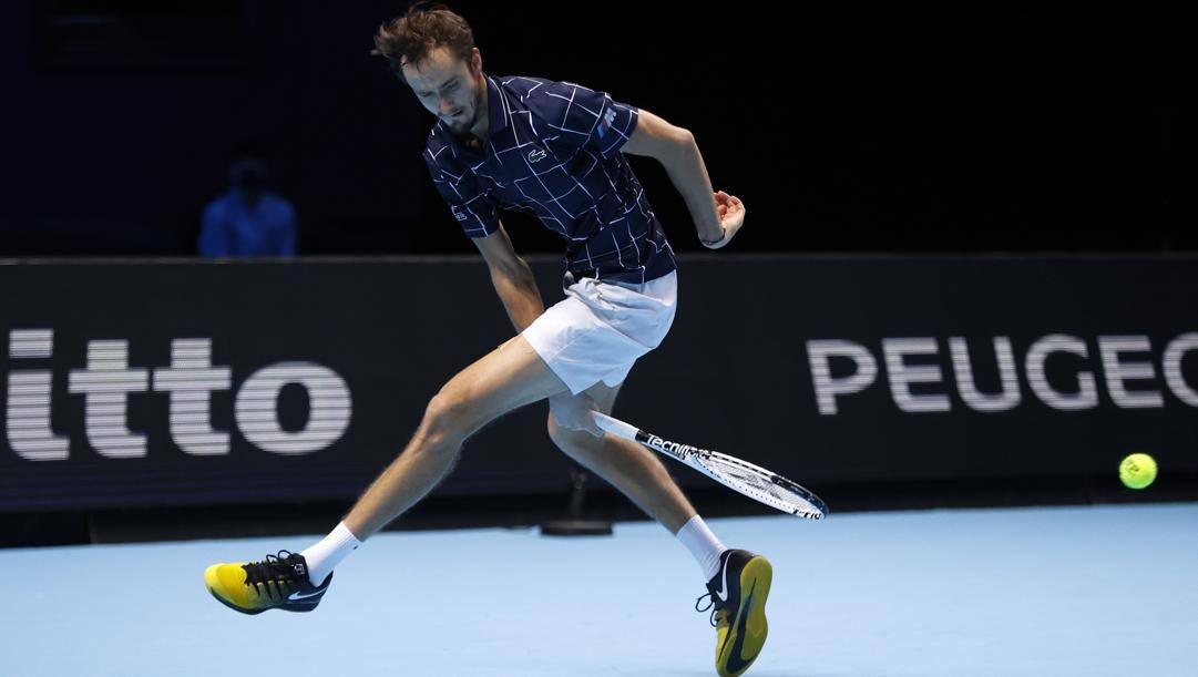 Daniil Medvedev. Getty