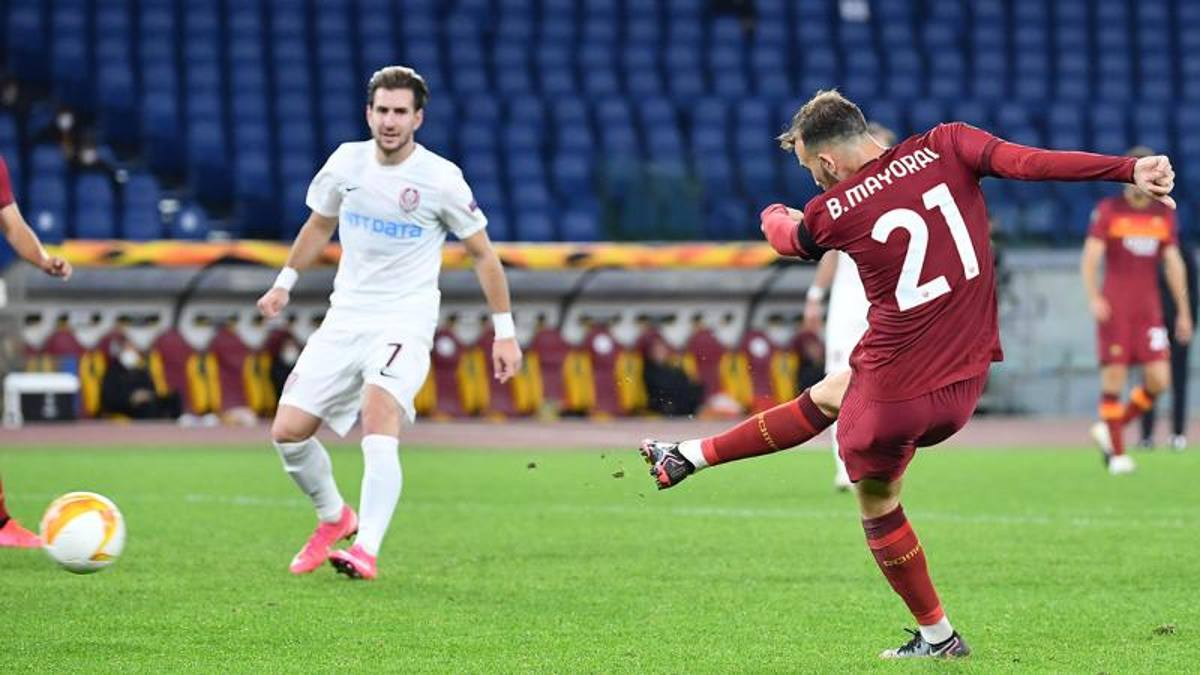 Roma con il Cluj per mettersi al sicuro: Fonseca non vuole fermarsi