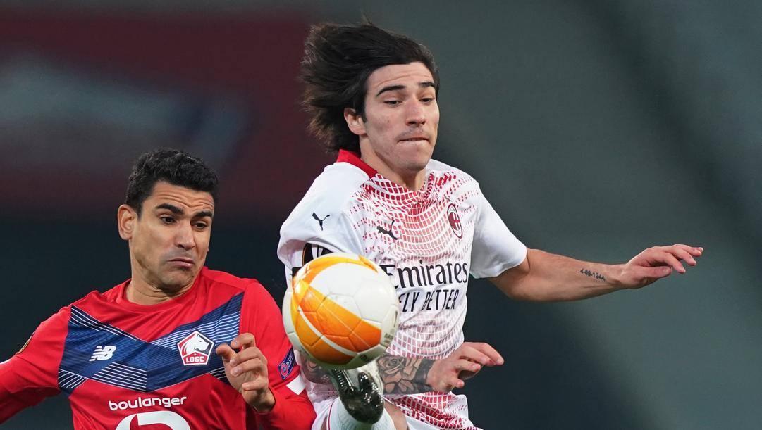 Sandro Tonali, 20 anni. LaPresse