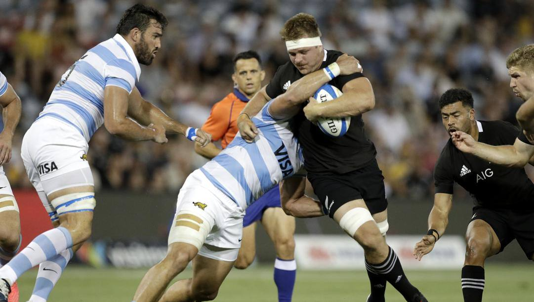 All Blacks contro i Pumas