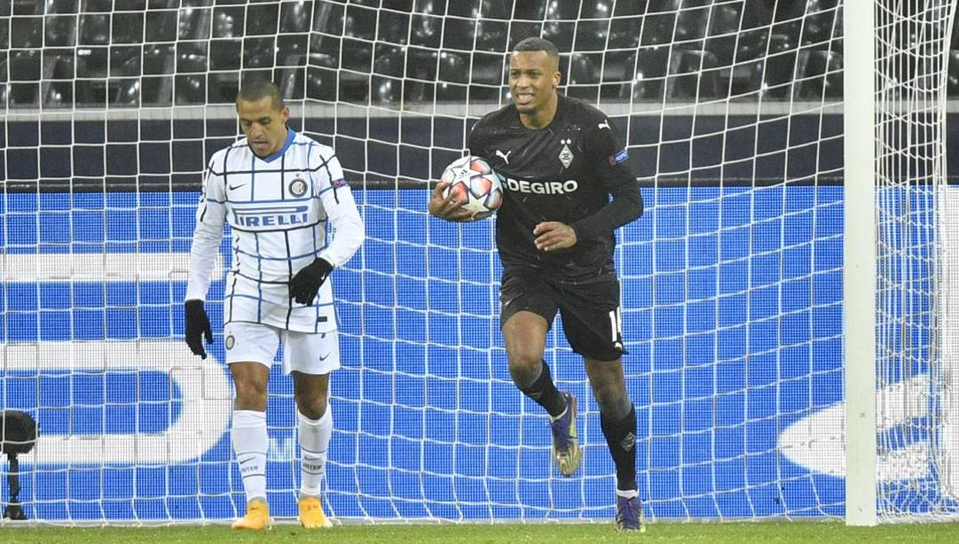 Plea ha segnato due gol contro l'Inter e il terzo gli è stato annullato dalla Var. LaPresse