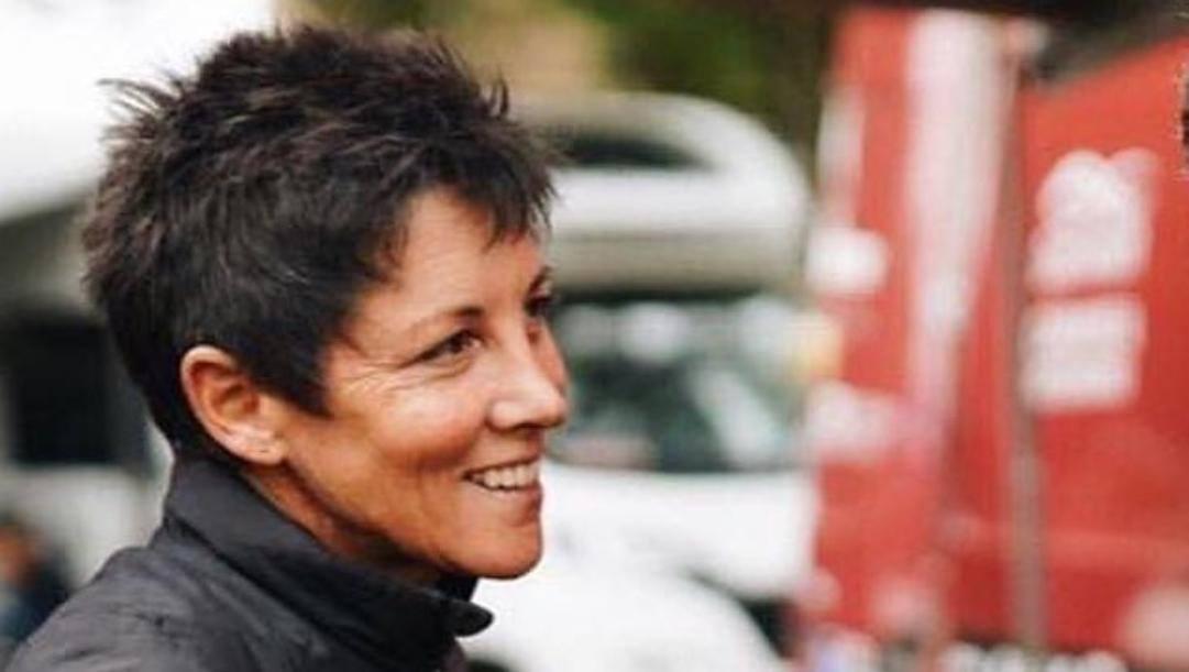 Cherie Pridham, d.s. della Israel Start Up Nation
