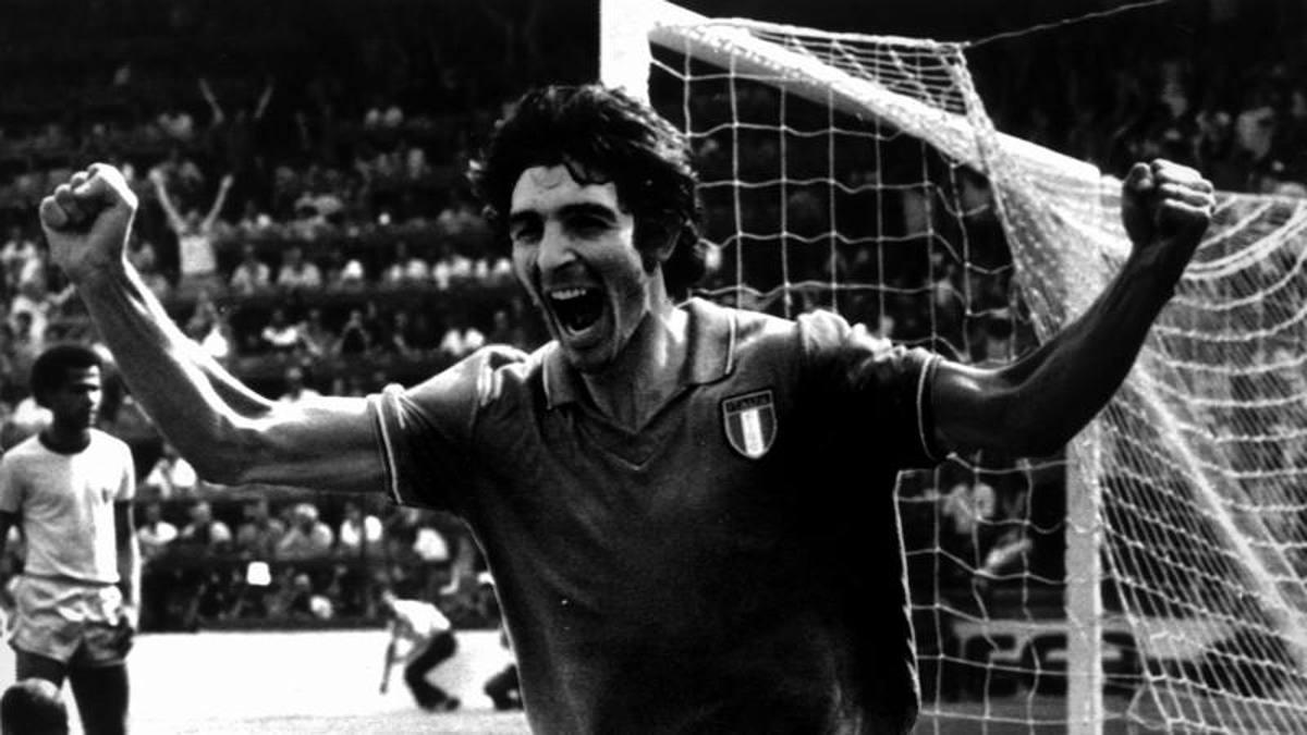 È morto Paolo Rossi, l'Italia piange l'eroe del Mondiale 1982