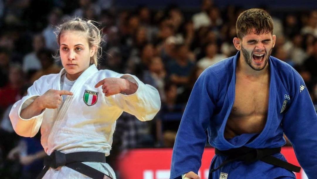Odette Giuffrida e Manuel Lombardo