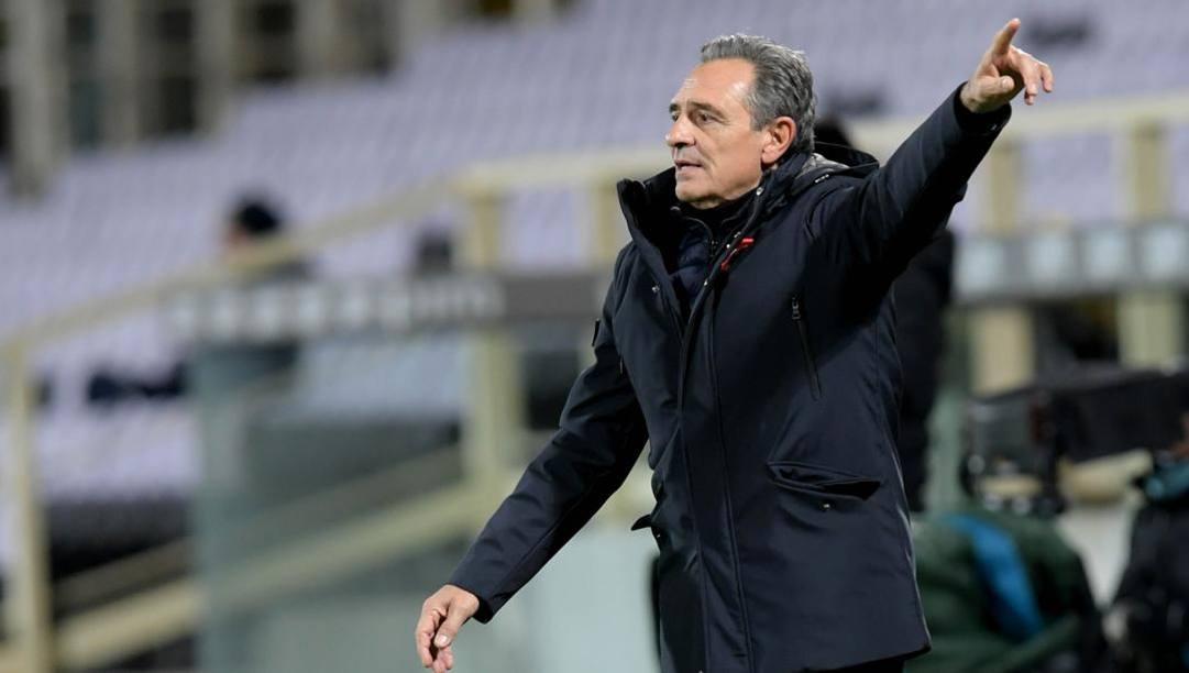 Cesare Prandelli. LaPresse