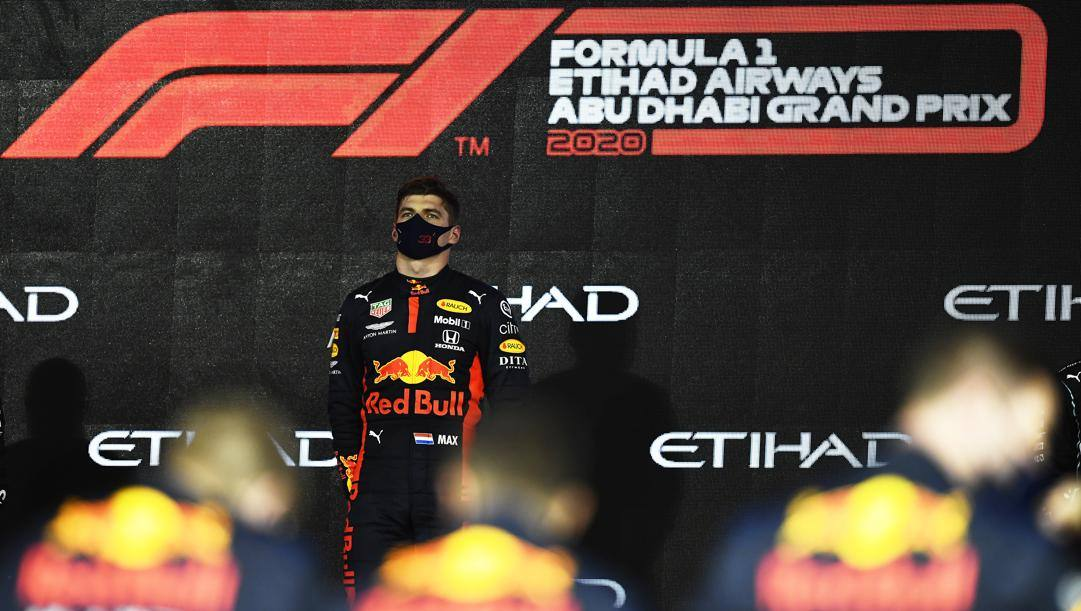 Max Verstappen, seconda vittoria del 2020. Getty