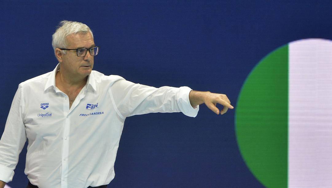 Sandro Campagna, 57 anni. Lapresse