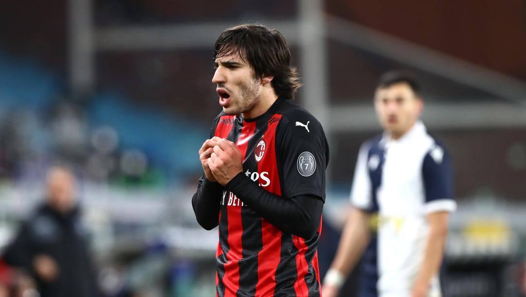 Sandro Tonali, 20 anni. Getty Images
