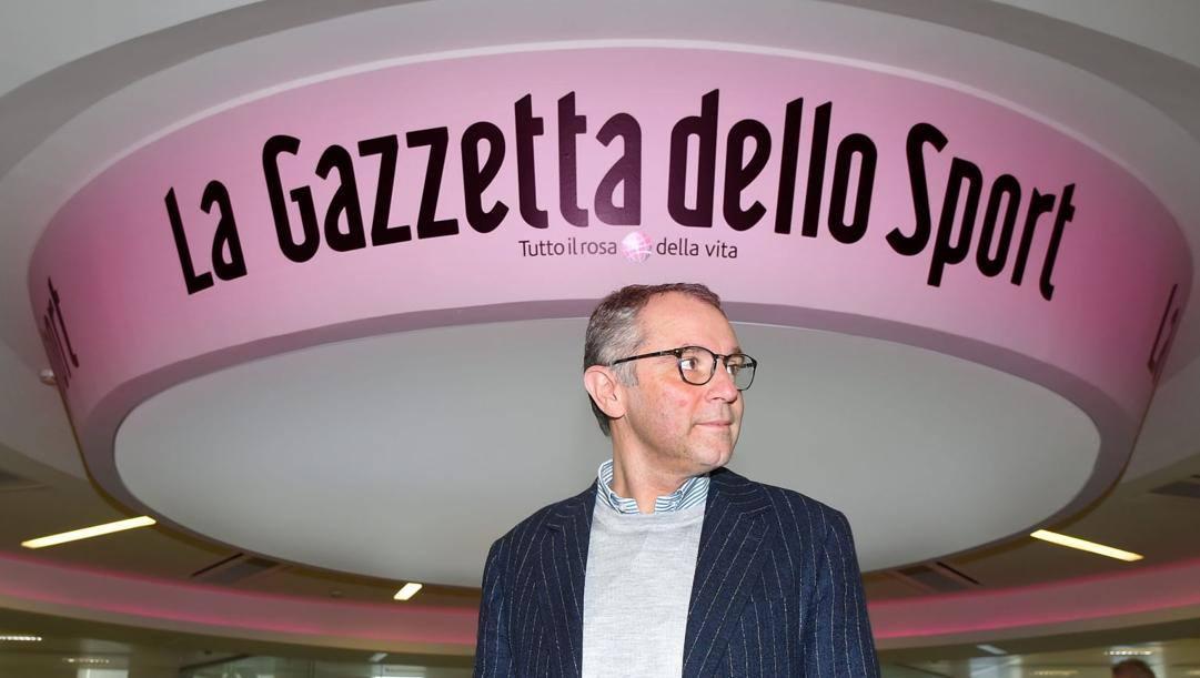 Stefano Domenicali, 56 anni. Bozzani