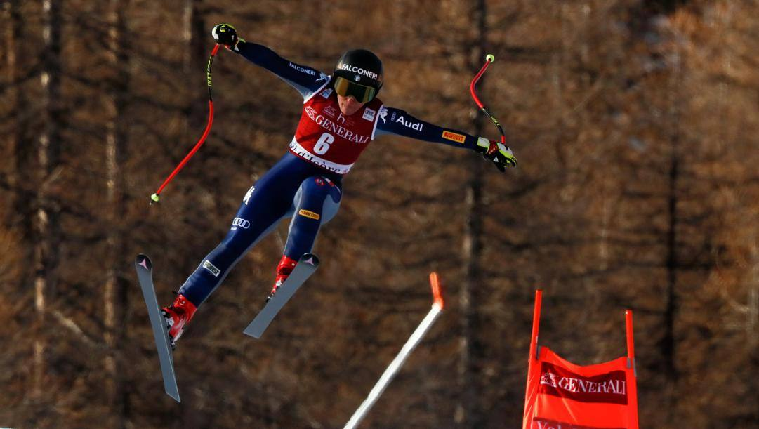 Sofia Goggia, vittoria nella discesa libera in Val d'Isere. Il video