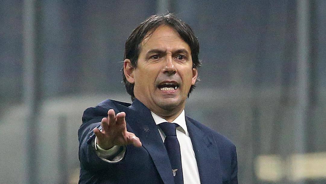 Simone Inzaghi, 44 anni. Ansa